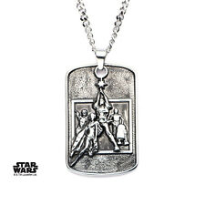 Pendentif officiel Star wars Celebration Star Wars Celebration Anaheim Dog Tag