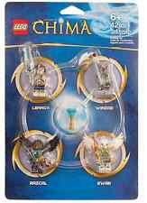 LEGO® Legends of Chima™ 850779 Minifigure Accessory Set NEU OVP NEW MISB NRFB
