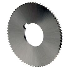 "3 x 9//64 x 1/"" HSS Metal Slitting Saw With Side Chip Clearance"