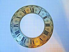 Metall Zahlen 4 verzinkt Höhe 12 cm
