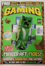 110% Gaming Best Ever Minecraft Mobs Brain Bitz Poster May 2016 FREE SHIPPING JB