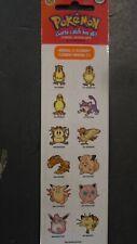 Pokemon Jigglypuff JigglyBUFF Weight Lifting Vinyl Window Sticker CUSTOM
