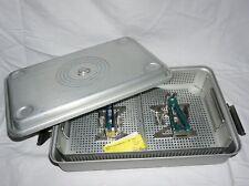 Case Medical Integra 23 36 Cusa Excel Torque Base Sterilization Container Tray