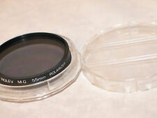 ROLEV MG 55mm POLARIZER filter w/ case