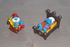 SCHTROUMPF : Lot de 2 Super Schtroumpfs Schleich (smurf schlumpf puffi pitufos)