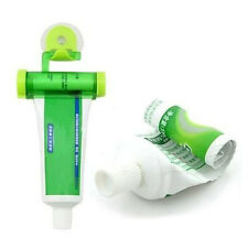 Bathroom Home Tube Rolling Holder Squeezer Cartoon Toothpaste Dispenser  HOT4