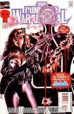 Marvel Comics Lynn Michaels Lady Punisher 24x36 Poster