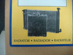 BRAND NEW IN THE BOX NAPA RADIATOR APDI 8012174 2559 1999-2005 FORD EXPLORER