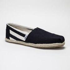Zapatos informales de hombre textil de color principal negro