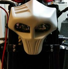 PleiAdes Customz Cyborg, Streetfighter Custom Headlight MASK with lamp