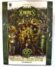 Forces of Hordes Circle Orboros Command Softcover PIP 1092