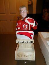 Martin Brodeur NJ Devils UD Upper Deck Classic Portraits Statue Bust NHL 2002-03