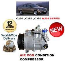 Per Mercedes W204 C230 C280 C350 2007 -- > NUOVO AC aria con compressore CONDIZIONAMENTO