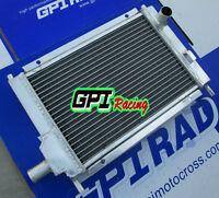 42mm Fit Mini Cooper S MPI 1275 1.3L 1997-2001 98 99 aluminum alloy radiator