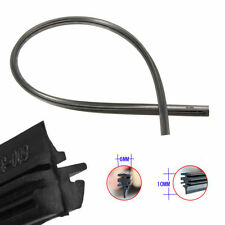 Universal 24″ 6mm Silicone Frameless Wiper Blade Seal Refill For Car Windshield