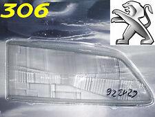 Scheinwerferglas, Streuscheibe  PEUGEOT  306 Serie1, rechts - OE 621326 -  NEU!