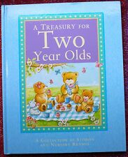 Treasury for Two Year Olds c2003, Hardcover, VGC, We Combine Shipping