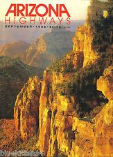 ARIZONA HIGHWAYS  BILL AHRENDT    ART  12  ISSUES