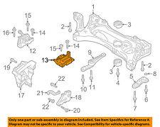 VW VOLKSWAGEN OEM 15-16 GTI-Engine Motor Mount Torque Strut 5Q0199555R