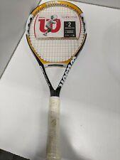 """Wilson nFocus Hybrid Tennis Racquet 4-3/8"""""""