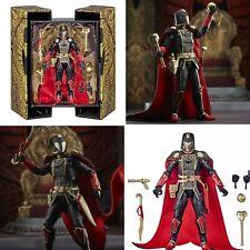 "In Hand G.I. Joe Classified Series Snake Supreme Cobra Commander 6"" Figure Boxed"
