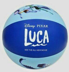 Disney Pixar LUCA Blow-Up Inflatable Beach Ball