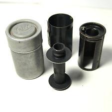 Leitz FILCA reloadable Film Cassettes for Leica Rangefinder Cameras