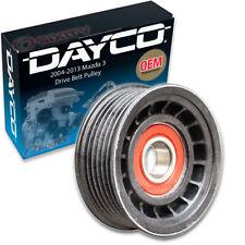 Dayco Drive Belt Pulley for 2004-2013 Mazda 3 2.0L 2.3L 2.5L L4 - Tensioner ah