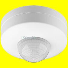 Infrarot PIR-BEWEGUNGSMELDER Lampen IR-Decken-Melder Aufputz|1200 Watt/LED 300 W