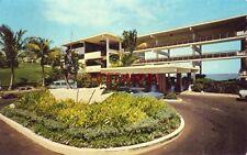 1969 MAIN ENTRANCE, EL CONQUISTADOR HOTEL, LAS CROABAS, PUERTO RICO
