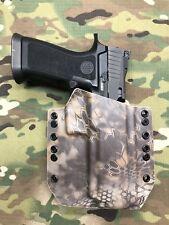 Kryptek Banshee Kydex Holster for SIG P320 Full Size