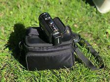 Camcorder Camera Bag Case, Nikon, Canon, Sony, Fuji Instax, DSLR, Mirrorless Cam