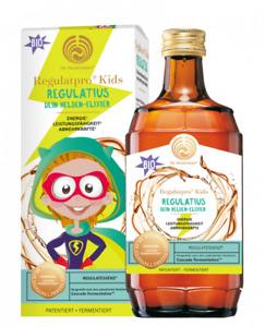 Regulatpro Kids 350 ml Bio Regulatius Regulatessenz für Kinder - Dr. Niedermaier