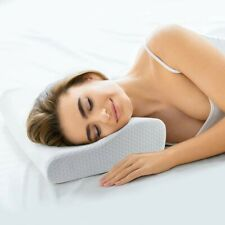 Thermostatic Orthopedic Memory Foam Countour Pillow w/ Pillowcase