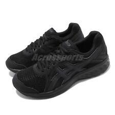 Asics Jolt 2 4E Extra Ancho Negro Gris Oscuro Hombre Unisex Calzado para Correr 1011A206-003