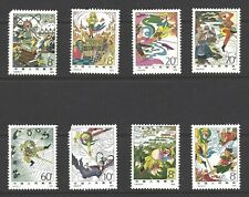 CHINA PRC, # 1547-1554,  MNH,  MONKEY KING SCENES,  Complete Set of 8