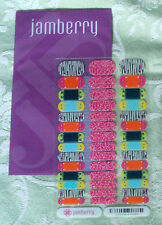 Jamberry Junior Nail Wraps Webs & Monsters