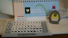 Cricut Cartridge - TAGS, BAGS, BOXES & MORE - Gently Used -  No Box