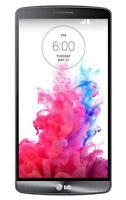 UNLOCKED LG G3 D852 - 32GB Black (Rogers/Fido/Bell/Telus/Worldwide GSM)