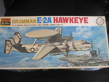 Vintage 1/72 Grumman E-2A Hawkeye Navy Early Warning Carrier Craft  Fujimi Model