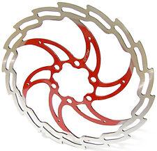 Disco de freno 180 mm rojo Xlc
