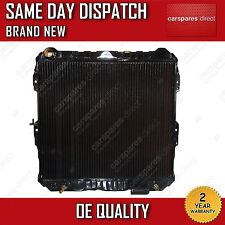 NEW TOYOTA HILUX SURF 2.4 TD RADIATOR YEAR 1990 TO 1998 LN130 WITH FILLER NECK