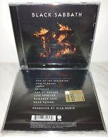 CD BLACK SABBATH - 13 - SEALED - SIGILLATO
