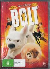 BOLT - DISNEY - NEW & SEALED REGION 4 DVD FREE LOCAL POST