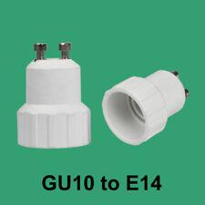 GU10 To Small Screw E14 SES Light Bulb Base Socket Lamp Adaptor Converter Holder