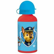 1x Paw Patrol Official  Aluminum Bottle Red