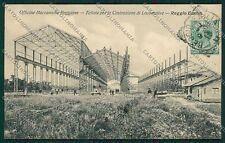 Reggio Emilia Città Officine Meccaniche cartolina EE7426