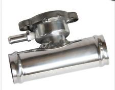 """New In Line Radiator Hose Filler Neck/Cap 1-1/2"""" Hose (38mm)"""