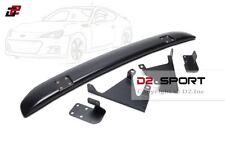 Unpainted STI Style Rear Bumper Diffuser Lip for 2015-2018 Subaru Impreza WRX