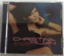 CHRISTINA MILIAN - AM To PM - US 7 Track Enhanced CD single